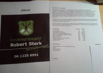 Tuintontwerp Hoveniersbedrijf Robert Sterk Hilversum (1)