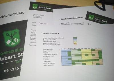 onderhoudscontracten Hoveniersbedrijf Robert Sterk Hilversum