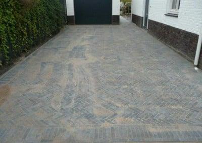 Bestrating en grindpaden - Hoveniersbedrijf Robert Sterk Hilversum - oa Tuinaanleg Tuinonderhoud Tuinontwerp  (8)