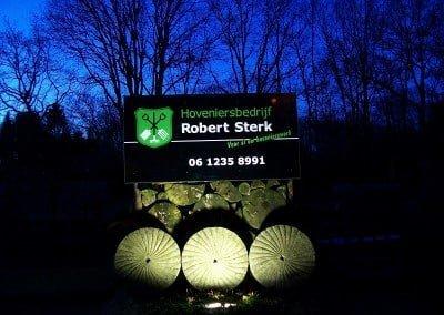 verlichting Hoveniersbedrijf Robert Sterk Hilversum (2)