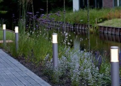 Verlichting tuinaanleg Hoveniersbedrijf Robert Sterk Hilversum (2)
